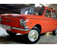 Продам Запорожец ЗАЗ 968А