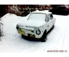 Запорожец ЗАЗ-968 1993 года