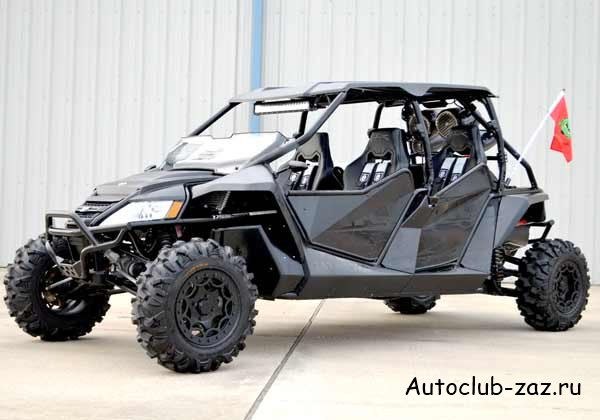 Квадроцикл Arctic Cat Wildcat 4X Limited